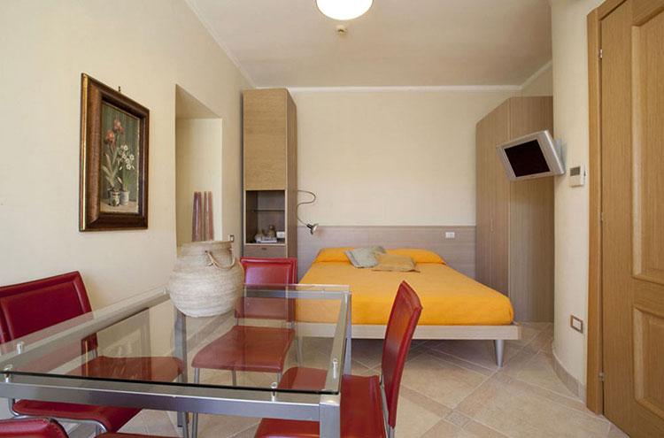Posidonia ischia appartamenti in residence ad ischia porto for Appartamenti ischia